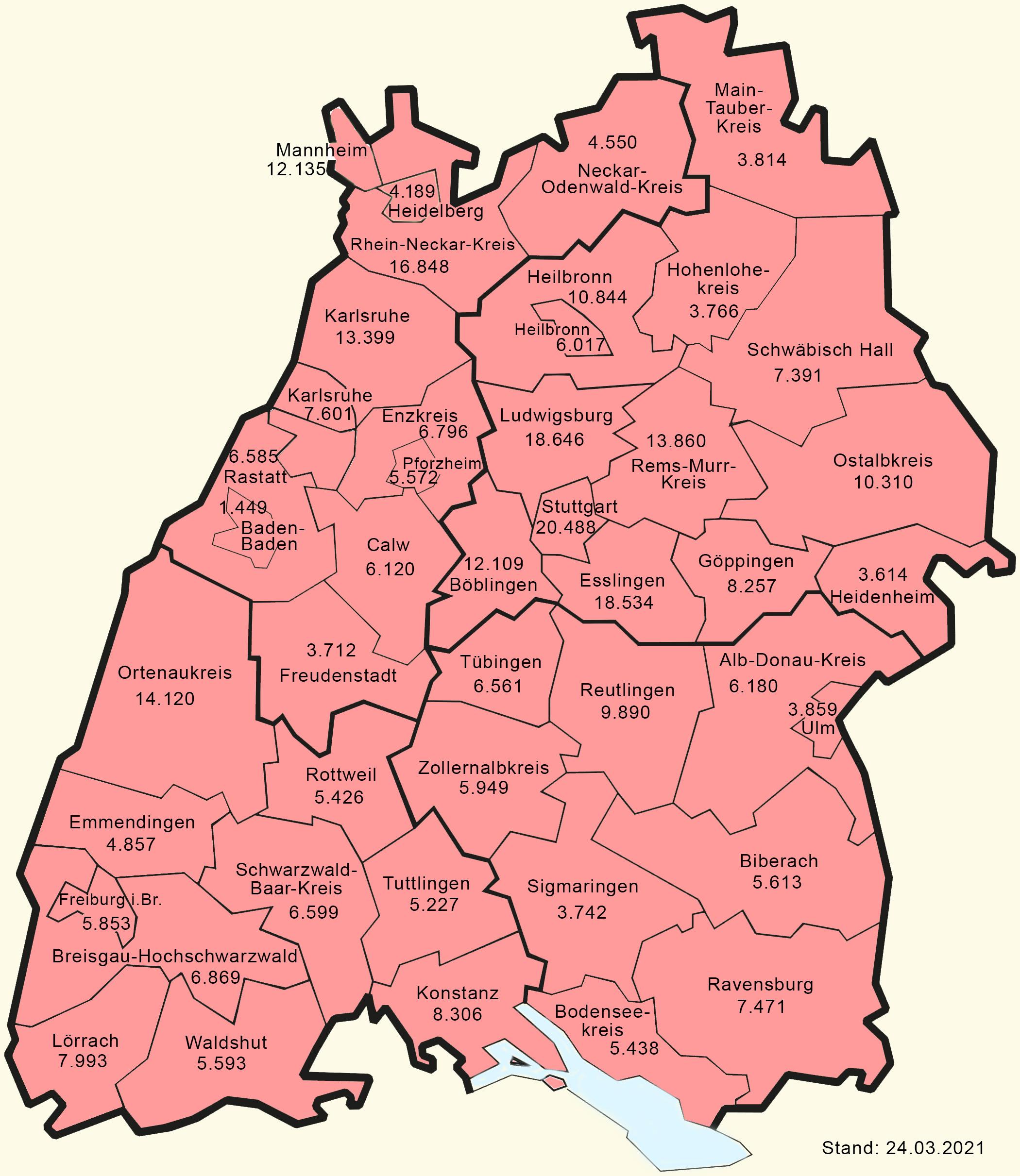 Corona Bade Württemberg